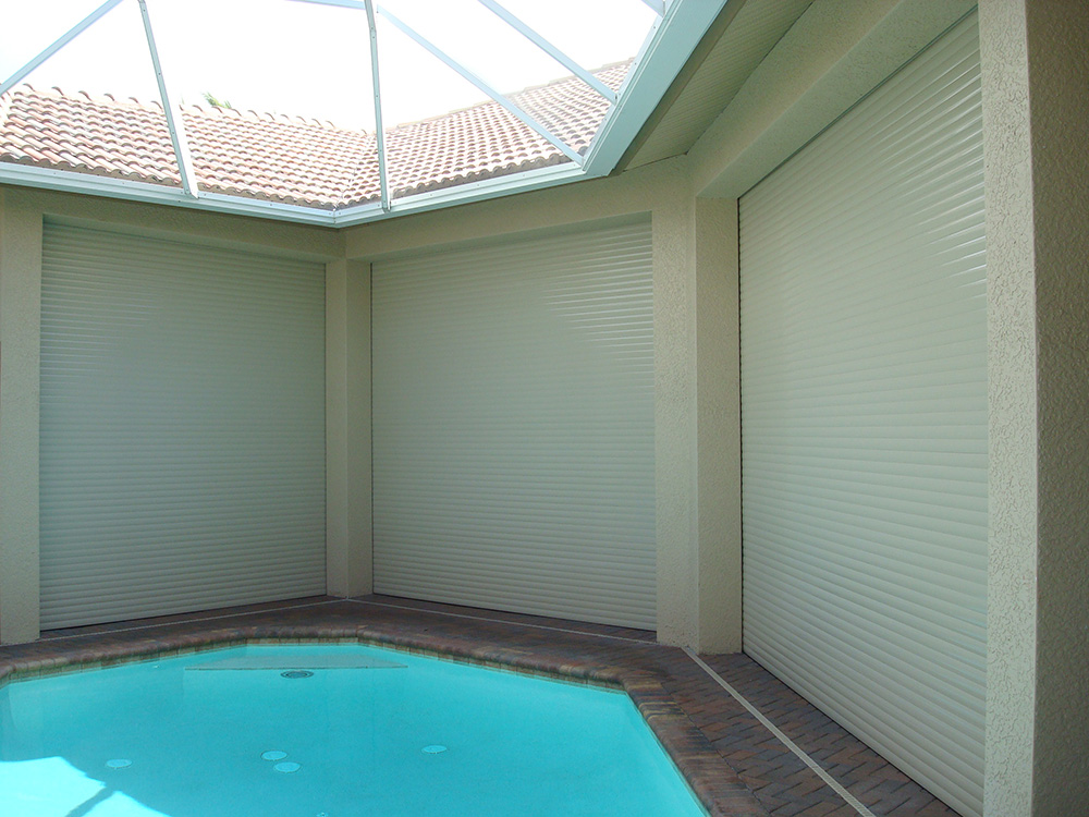 AHT - Hurricane Shutters and Security Shutters